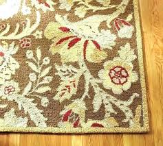 pottery barn rugs round rug pad view in room alternate carpets reviews bordered wool gra