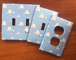 Toy Story Clouds Template Toy Story Clouds Etsy
