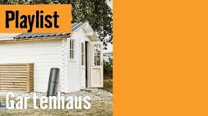 Gartenhaus | HORNBACH Meisterschmiede - YouTube