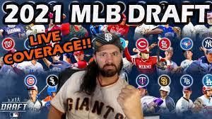 Round LIVE Major League Baseball DRAFT ...