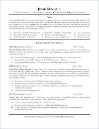 Prep Cook Resume Sample Resume Example