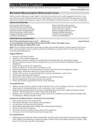 Records Management Employment Resume for Serge F. Clermont. SERGE-FREDERIC  CLERMONT https://www.linkedin.com/pub/ ...