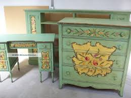 victorian bedroom furniture. 1910 Bedroom Furniture Styles | Victorian Set Carved Tole Painted 1890 - Childs Cottage . O