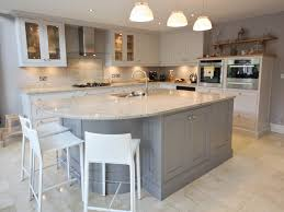 Painting Kitchen Unit Doors 25 Best Ideas About Light Grey Kitchens On Pinterest Grey