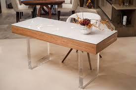 clear acrylic desk protector all home ideas and decor clear acrylic desk protector