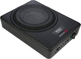 Mac Audio Flat Sub 25, Underseat Subwoofer, Pack of 1: Amazon.de: Elektronik