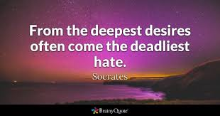 Hatred Quotes Impressive Hate Quotes BrainyQuote