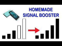 how to make homemade network signal