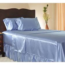 satin fitted sheet bedding com