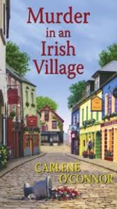 Carlene O'Connor Mystery novelist