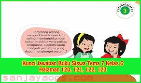 Untuk mengetahui daya serap anak didik kelas 6 sd setiap paruh semester atau pertengahan semester akan diadakan ulangan akhir semester di semua sekolah di indonesia. Kunci Jawaban Bahasa Indonesia Halaman 81 Peranti Guru