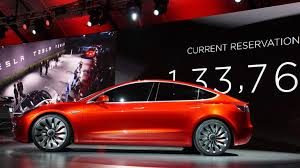 new tesla car release date2018 Tesla Model 3 Release Date Price and Specs  Roadshow