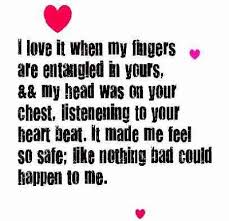 Cute Quote: Best Sweet and Cute Love Quotes for Him 2015, Love ... via Relatably.com