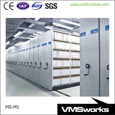 china manual operation highdensity shelving system henan vimasun industry co ltd