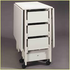 Folding Craft Table With Storage Best Home Design Ideas Folding Craft Table