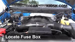 blown fuse check 2009 2014 ford f 150 2011 ford f 150 xlt 3 5l blown fuse check 2009 2014 ford f 150 2011 ford f 150 xlt 3 5l v6 turbo crew cab pickup