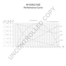 prestolite leece neville m105r2510se output curve wiring diagram