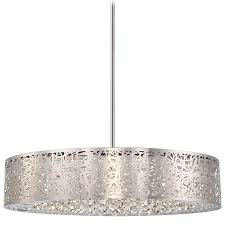 gems led round chandelier by george kovacs  pl