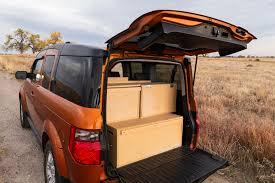 Honda element camper conversion kit. 2020 Honda Element Camper