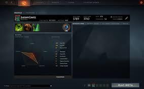 suggesstion re dota 2 reborn profile interface
