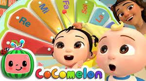 Bài hát âm nhạc | CoCoMelon Nursery Rhymes & Bài hát thiếu nhi ...