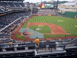 Pittsburgh Pirates Stadium Seating Chart Pnc Park Section 311 Seat Views Seatgeek