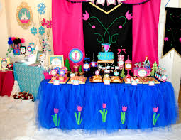Princess Party Decoration Anna Princess Party Princess Party Decorations Royal Party
