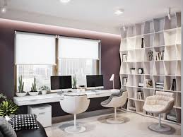 trendy home office design. Decorating:Gorgeous Modern Home Office Design 26 57 4 Trendy 8 .