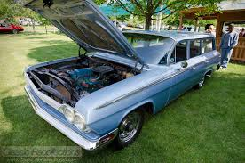 FEATURE: 1962 Chevrolet Bel Air 9-Passenger Wagon – Classic ...