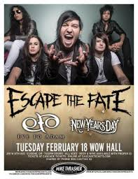 escape the fate eve to adam new years day