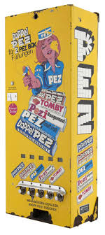 Pez Vending Machine For Sale Cool Hake's DOPPEL PEZ GERMAN VENDING MACHINE