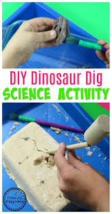 super fun diy dinosaur dig recipe awesome science activity for kids