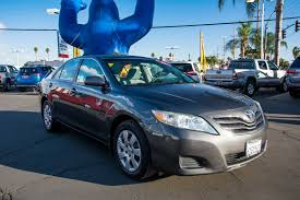 Certified Pre-Owned 2010 Toyota Camry LE 4dr Car in Riverside ...
