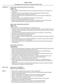 Resume Examples For Psychology Majors Behavioral Scientist Resume Samples Velvet Jobs 49