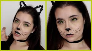 cat makeup simple rapide