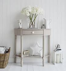 small cream console table. Console Tables For Hall And Living Room Furniture In Grey, White Cream. The Small Cream Table W
