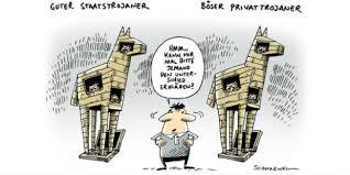Und justizministerium um den einsatz des staatstrojaners. Staatstrojaner Goes Mobile Sicherheit Mobiler Endgerate Digitalweek De