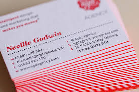 Good Business Card Design The Art Of Saying Hello Good Business Card Design Ngd Agency