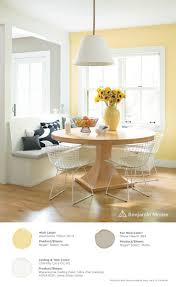 COLOR SPOTLIGHT  Benjamin Moore Hawthorne Yellow