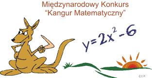 Znalezione obrazy dla zapytania Kangur 2016