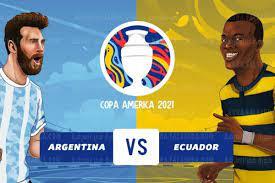بث مباشر ماتش الارجنتين يلا شوت HD  مشاهدة مباراة الارجنتين والاكوادور بث  مباشر اليوم 4-7-2021 كوبا امريكا