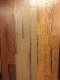 engineered red oak skipsawn hardwood flooring