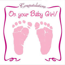 Baby Girl Babies Congratulations Baby Baby Congratulations