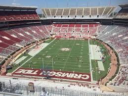 Bryant Denny Stadium Section Ss6 Rateyourseats Com