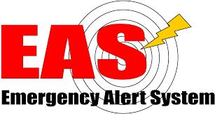 Emergency alert system amateur radio