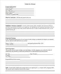 Resume Pdf Unique Simple Resume Format Pdf Simple Resume Format Pinterest Simple