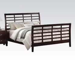 California King bed frame | San Francisco Furniture Outlet Modern l ...