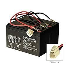 amazon com razor e300 & e325 scooter battery and wiring harness battery wiring harness for hoveround mpv5 razor e300 & e325 scooter battery and wiring harness w15130640003 w15130412003 versions 1 4