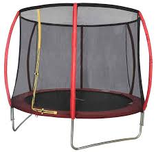 specifications of merax 10 ft trampoline