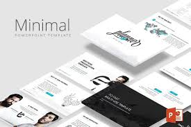 Ppt Template Cool 30 Best Minimal Powerpoint Templates 2019 Design Shack